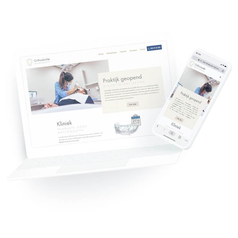 website-laten-maken-orthodontie-museumplein